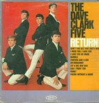 dave clark five return