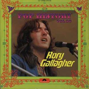 rory gallagher_pophistory vol 30