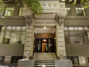 Henty House
