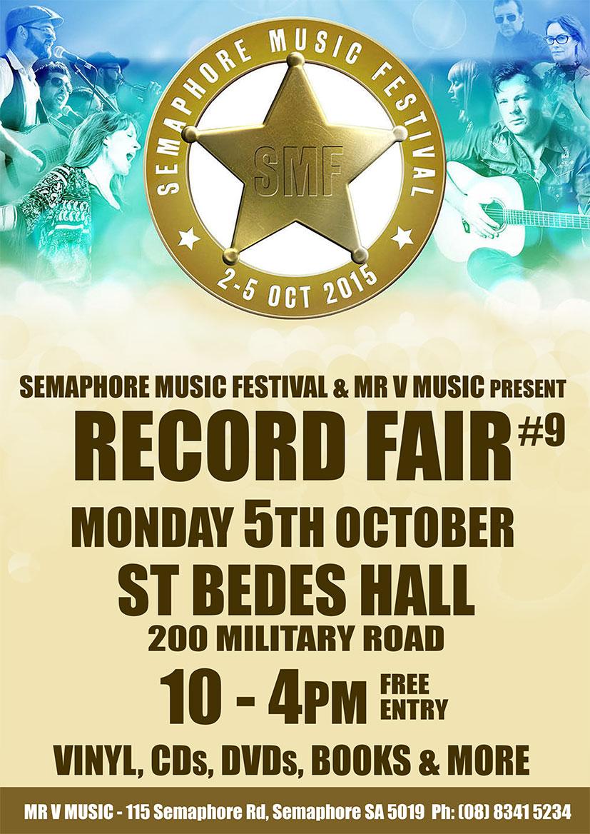 Record Fair Oct 2015