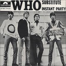 thewho-substitute