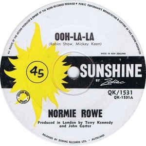 normie-rowe-ooh-la-la