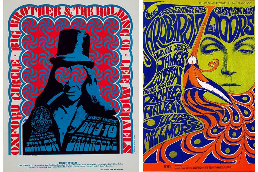 The Psychedelic Era Brief Glorious And Colourful